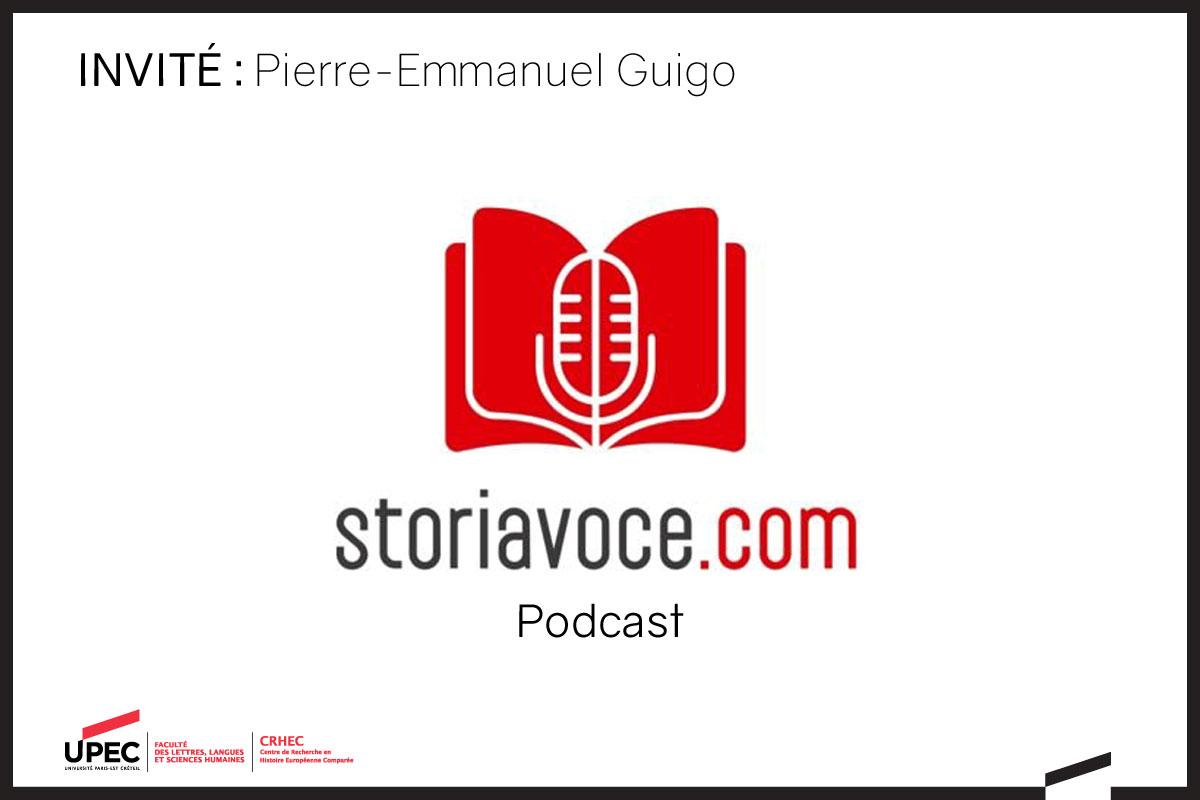 Posdcast - Gouverner l'Etat : Waresquiel, Teyssier, Guigo (II/II)