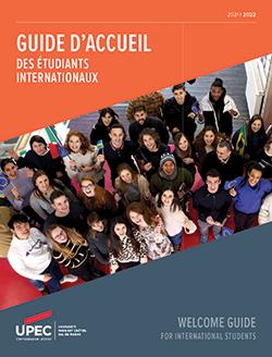 Guide d'accueil des étudiants internationaux - Welcome Guide for International Students