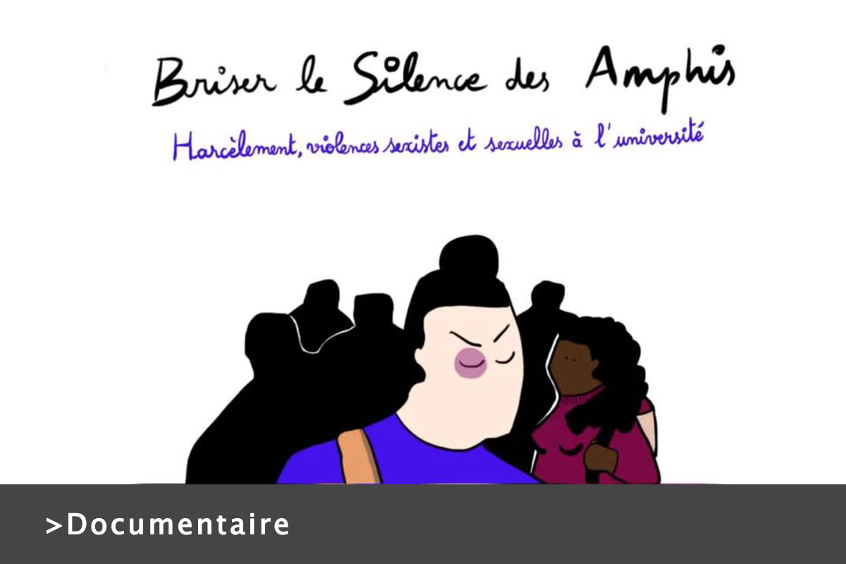 documentaire brisons le silence des amphis