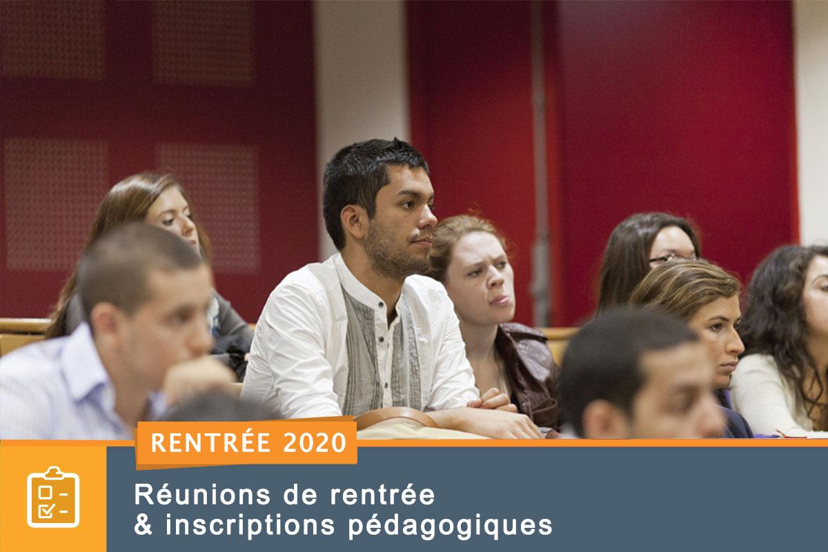 rentrée 2020-2021