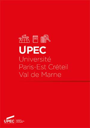 Leaflet University Paris-Est Créteil (UPEC)